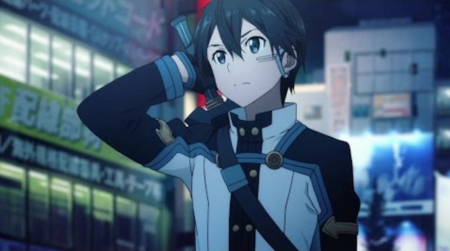 Sword Art Online - Ordinal Scale First Trailer
