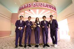 Hanbin on JTBC Grand Buda-Guest
