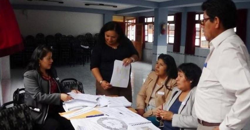 Capacitan sobre el Nuevo Currículo Nacional a Especialistas de las UGEL de Apurímac