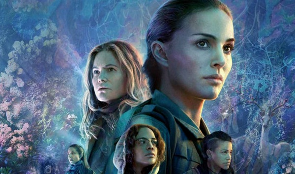 film februari 2018 annihilation
