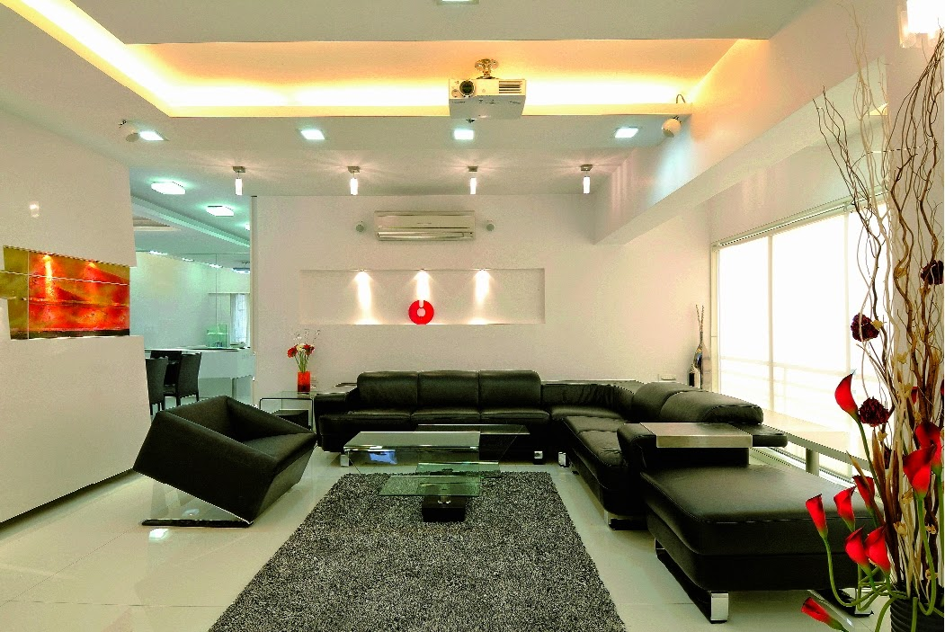 Integral Components Of Living Room Furniture To Enliven This E