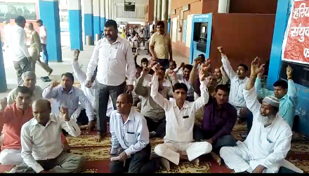 Haryana roadways employees take dowry for 20-point demands, ignoring government