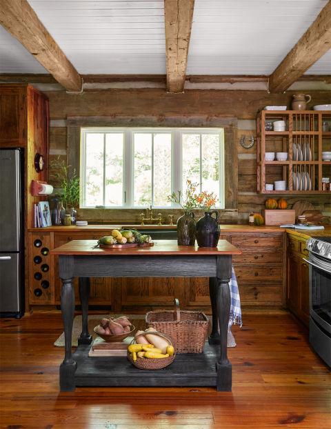 Kensington Bliss 4 Cozy Retreats For Fall Cabin Fever