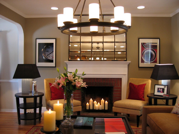 Fireplace Decorating Ideas For Your Home - Modern Idea For Fireplace Decoration