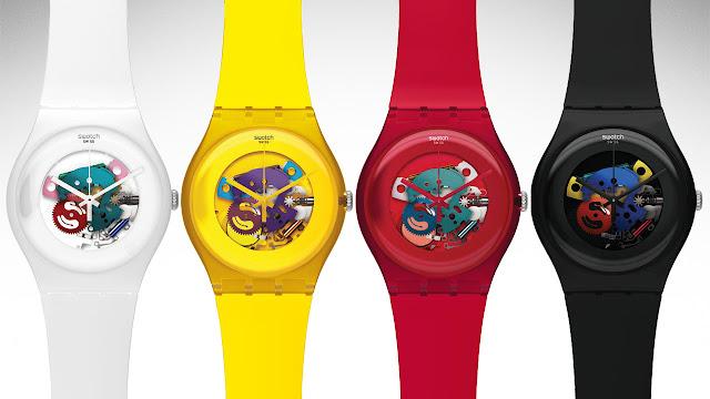 đồng hồ thời trang Thụy Sĩ