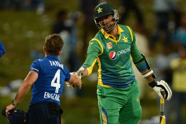 Pakistan vs England 3rd ODI Live Streaming 17 November 2015