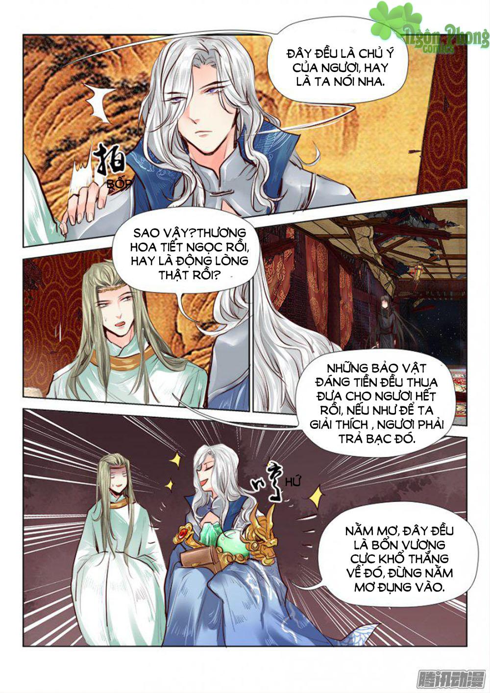 Luôn Có Yêu Quái Chapter 52