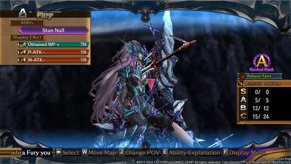 Fairy Fencer F PC Full