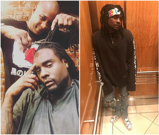 Wale Cuts Off His Dreads