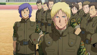 Mobile Suit Gundam: The Origin – Advent of the Red Comet – Episodio 05
