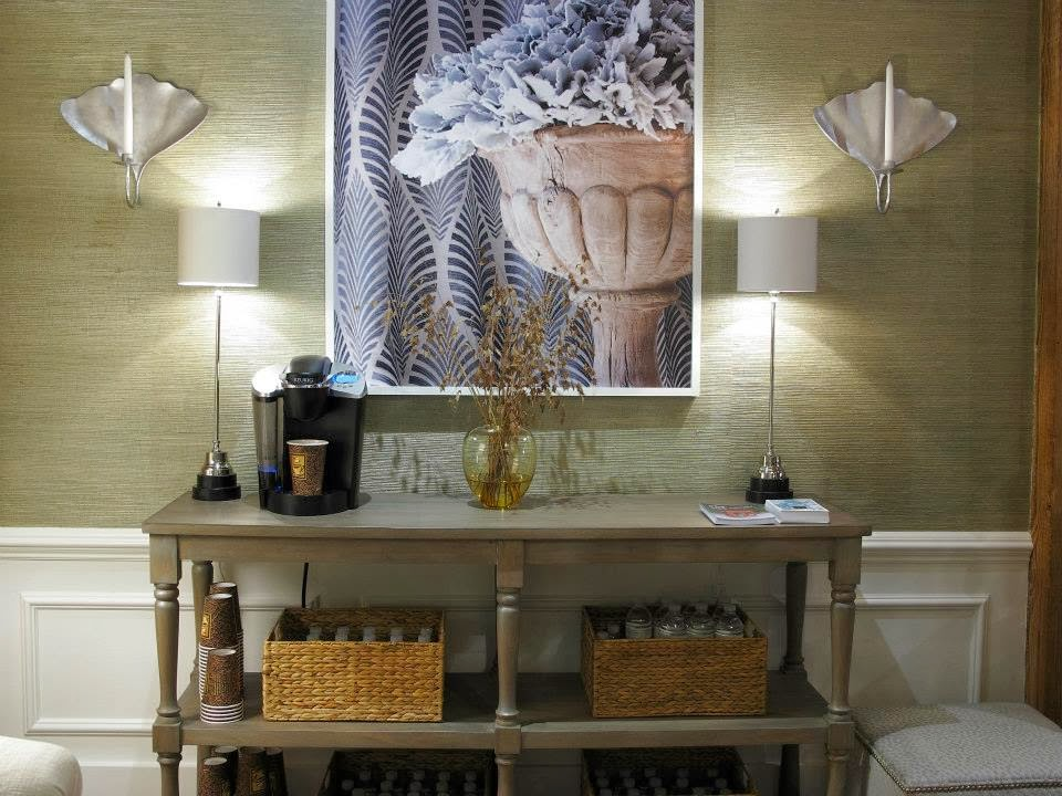 Lisa Mende Design Thibaut High Point Market Showroom