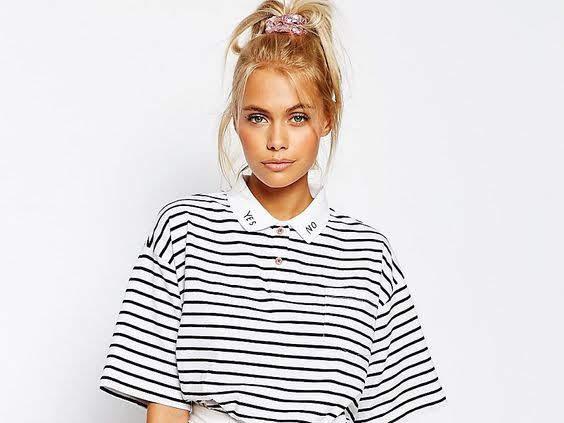 Tendências - T-shirt Polo