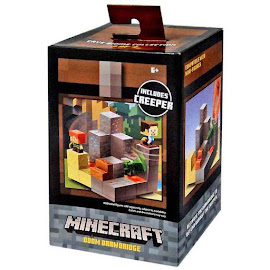Minecraft Environment Sets Creeper Mini Figure