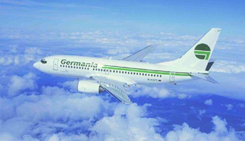 Germania Flug introduces Ohrid Zurich flights