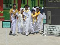 Sebanyak 195 Siswa Ikuti Manasik Haji yang Digelar MTs N 6 Bantul