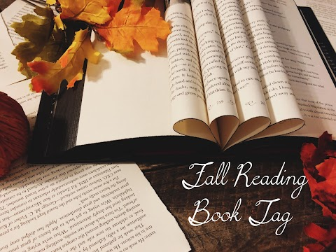 The Fall Reading Book Tag: