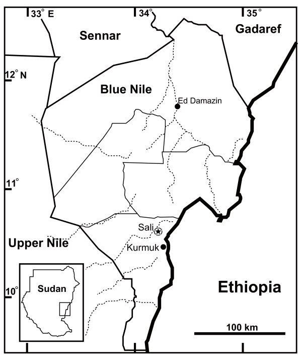 Blue Nile State From Sinar To Kurmuk It Was And Still Blue Nile