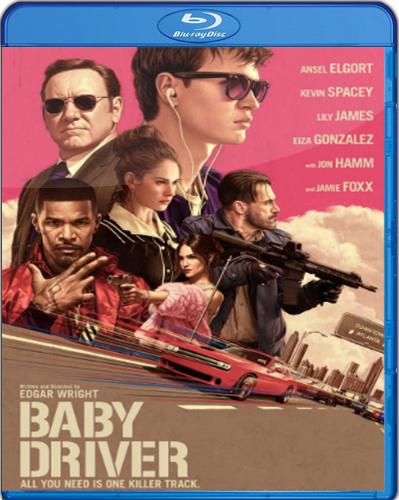 Baby Driver [2017] [BD50] [Latino]