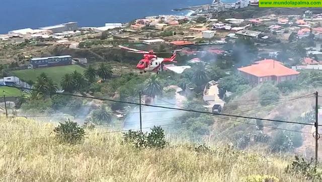 Conato de incendio en Mirca
