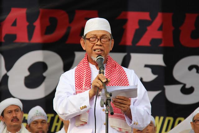 Ketua MUI Serukan Umat Islam