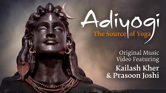 Adiyogi Song Lyrics - Kailash Kher | The Source Of Yoga
