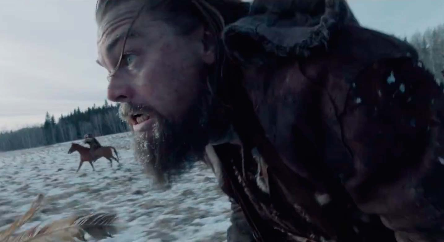 """The Revenant"", Trailer"
