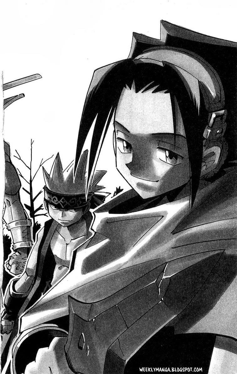Shaman King [Vua pháp thuật] chap 96 trang 2