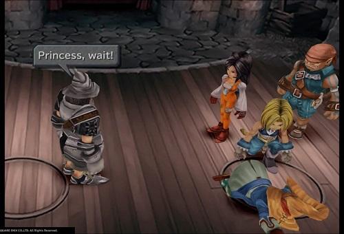 Final Fantasy IX Story