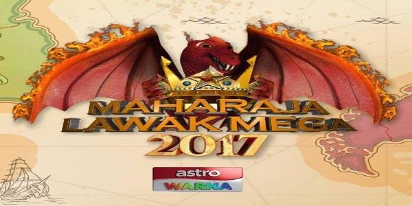 Maharaja Lawak Mega (2017)