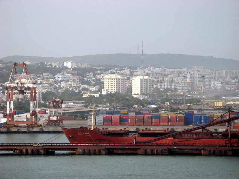 visakhaptnam seaport