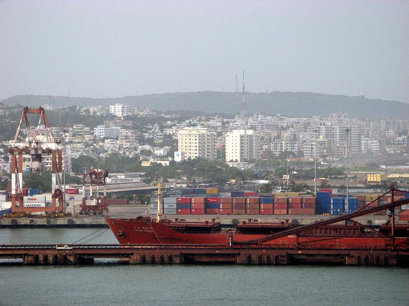 visakhaptnam seaport