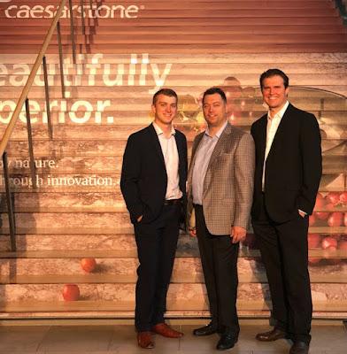 Caesarstone Metropolitan Launch Dave Jurinic TorontoCC
