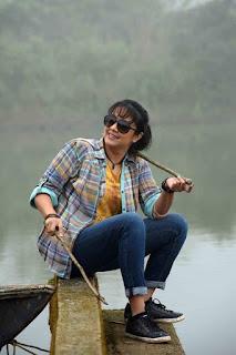 Magalir Mattum Actress Jyothika New Photos