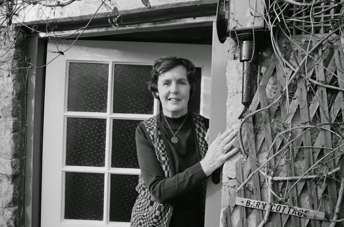 Barbara Pym in The New Yorker