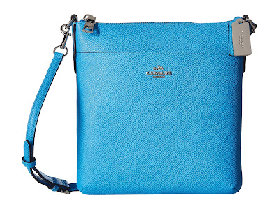 Coach Embossed Textured Leather North/South Swingpack $70 (reg $145)