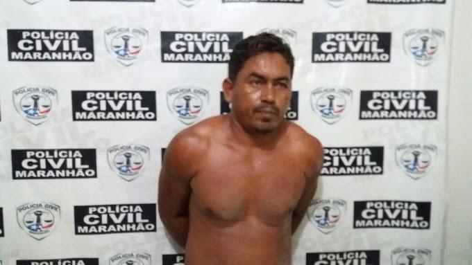 CADEIA: Preso pai suspeito de estuprar filha de 11 anos no Maranhão