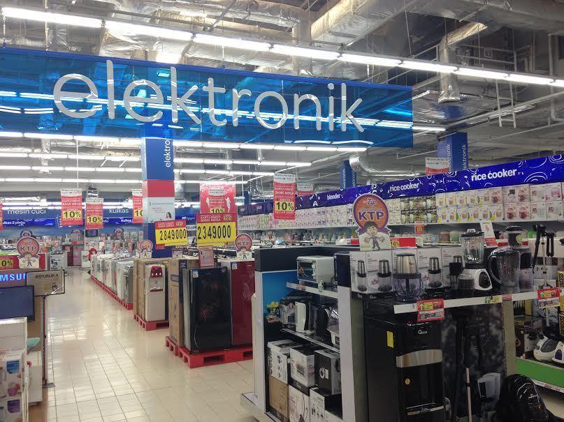 Diskon Heboh Aneka Produk Elektronik Di Carrefour Berita Terupdate