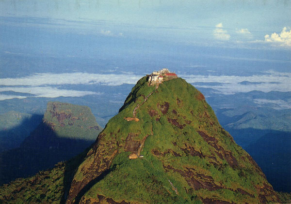The Adam's Peak   Sri Lanka   Travel And Tourism