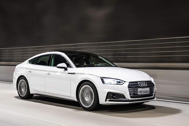 Novo Audi A5 2018