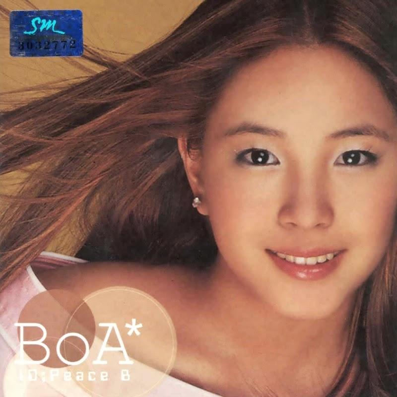 BoA – Vol.1 ID; Peace B (FLAC + ITUNES PLUS AAC M4A)