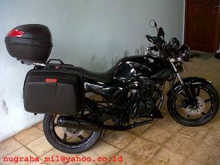 Jual Honda Tiger Tahun 2011 Wilayah Jakarta Timur