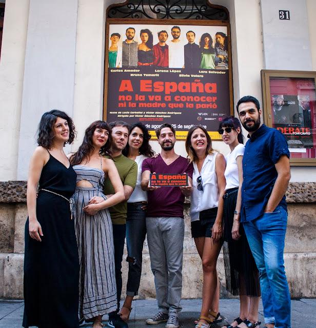 A España no la va a reconocer ni la madre que la parió