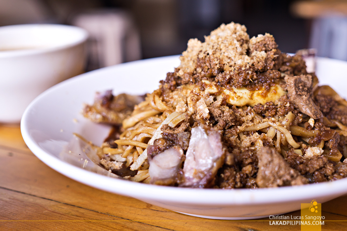 Jenter Food Hauz's Pancit Batil Patung Anonas QC