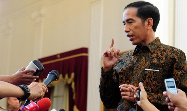 Tampar Muka Fadli Zon & Fahri Hamzah, Jokowi: Jangankan Ratusan Juta, Pungli Rp 10 Ribu Akan Saya Urus