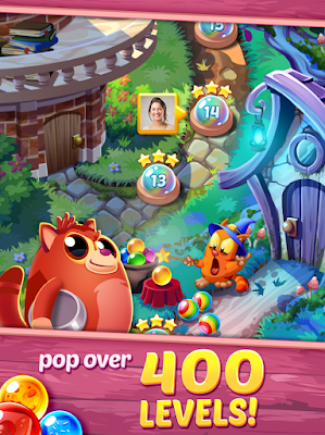 Download Cookie Cats Pop Mod Apk Unlimited Coins 1.4.2 Terbaru