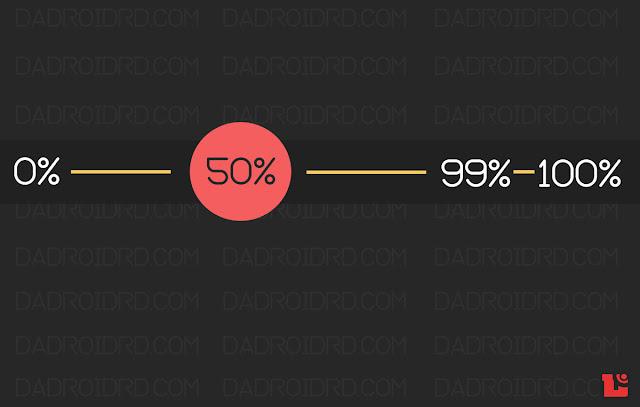 gagal ubl xiaomi di 50% solusinya