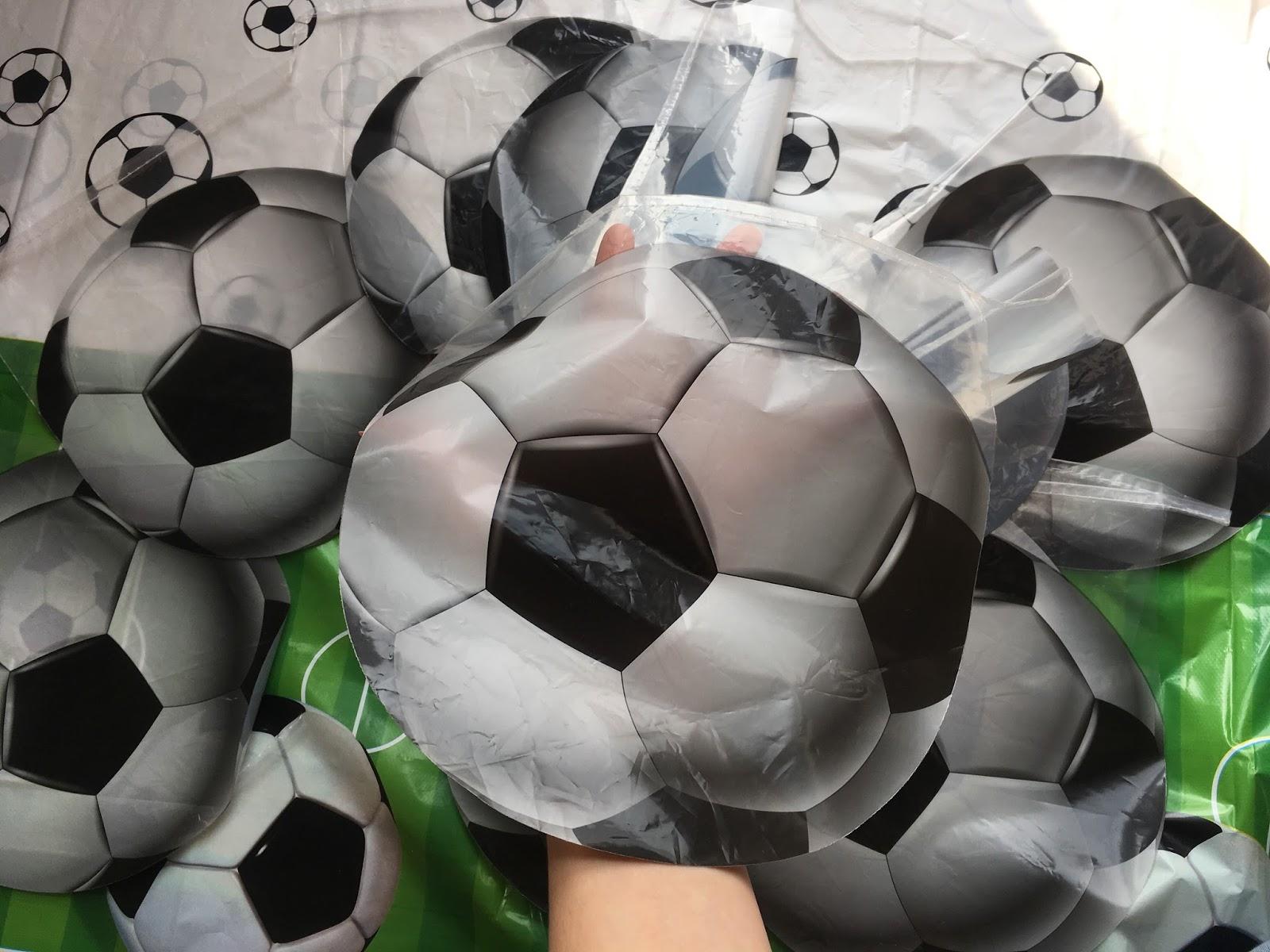 girlanda piłkarska