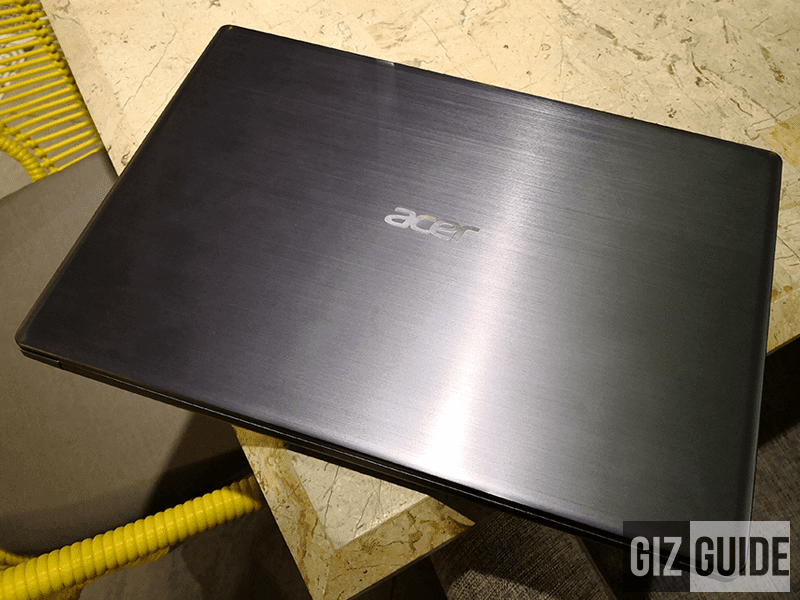 Acer Swift 3 Review - A Surprising Gaming Machine?