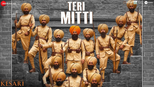 Teri Mitti ( Kesari ) Guitar Chords and Strumming Pattern at Chordsguru