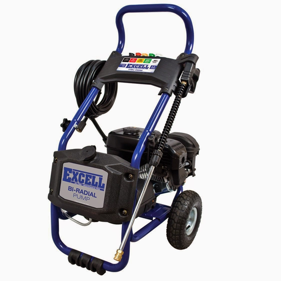 Pictures of Excell Power Washer Parts